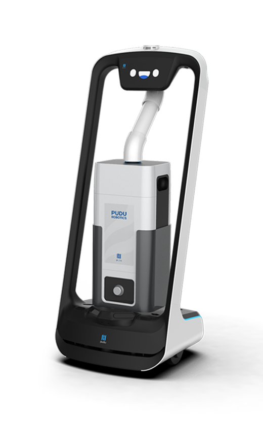 Puductor (Disinfection Robot)